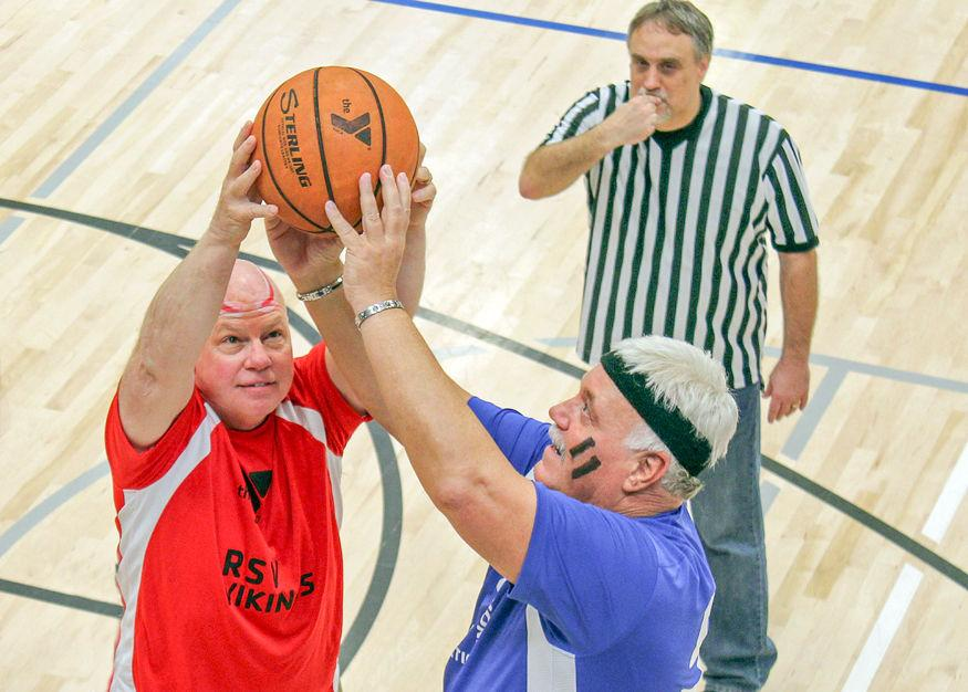 All's fair in love and … celebrity basketball - The ...