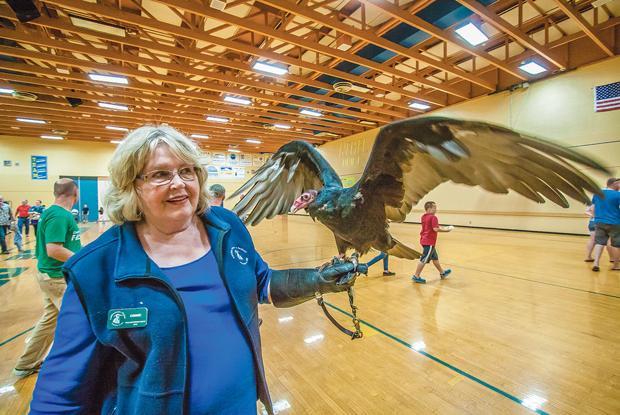 Refuge BirdFest and Bluegrass event features birds, fun