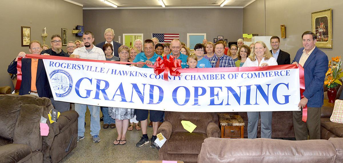 Furniture And Appliance Store Returns To Rogersville Business