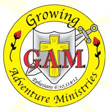 Gam Growing Adventures Ministry