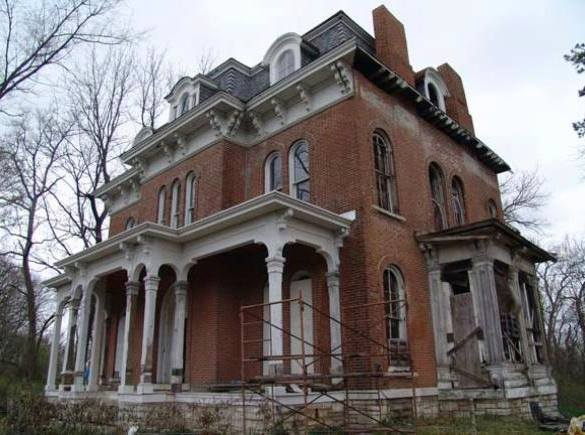Shawnee Paranormal Historical Tours & Investigations