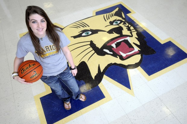 The southern illinoisan s girls basketball player of the year marion