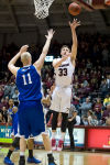 O'Brien's 14 points a welcome sight for Saluki men