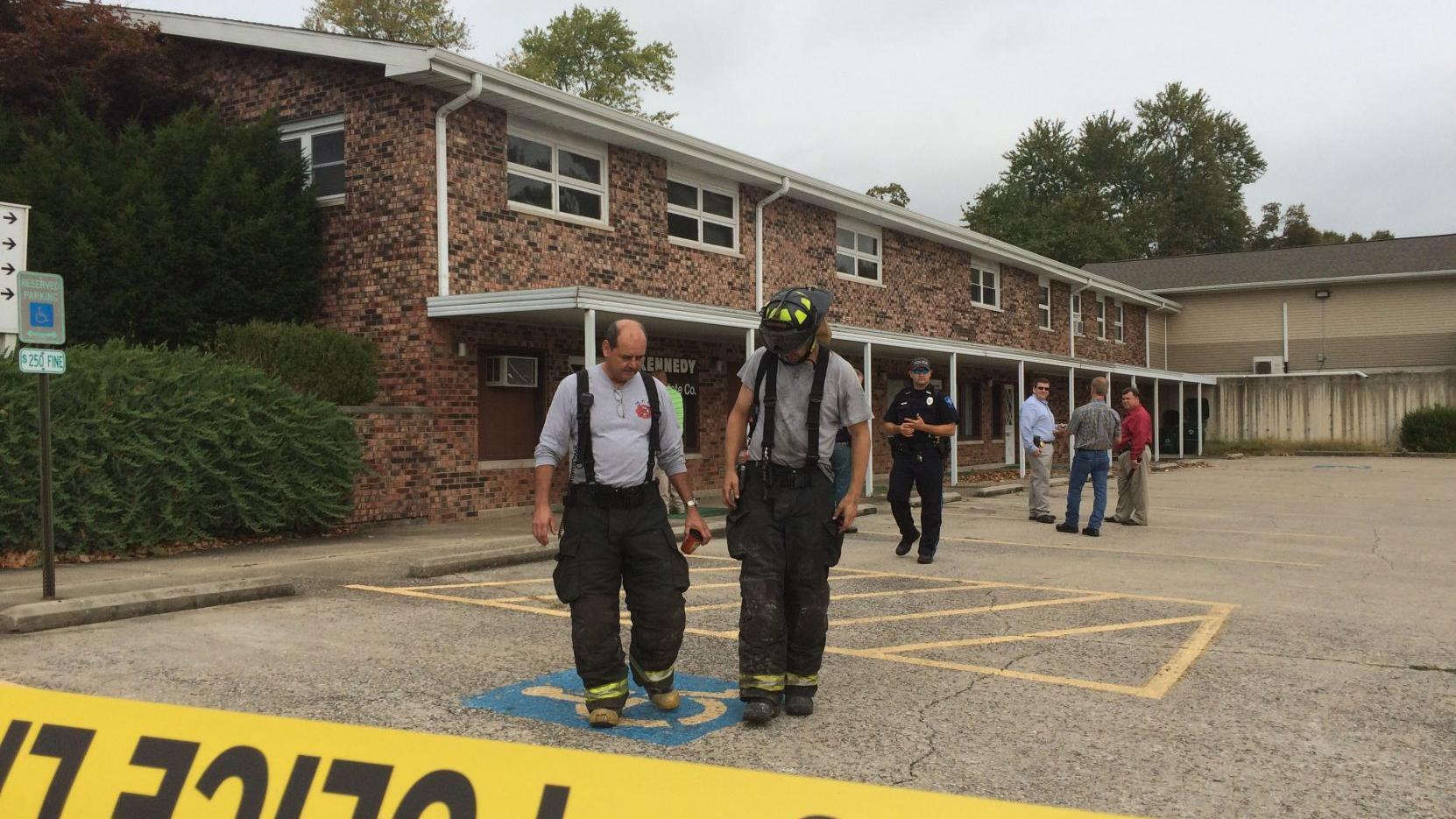Spokeswoman Murphysboro Dhs Fire Considered Suspicious