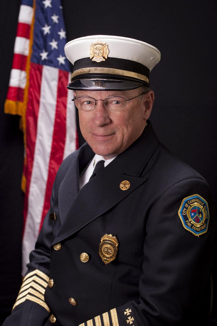 Fire Chief To Retire On Friday City Manager Names
