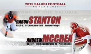 Gallery: SIU Football Class of 2015