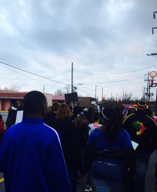 School Shooting Last Week: 'Stop The Violence': Community Remembers Killed Cairo