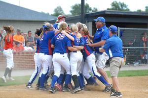 Photos: Carterville 2A softball sectional champsionship