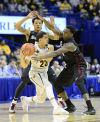 MVC Mens Basketball Tournament: SIU vs. Wichita State