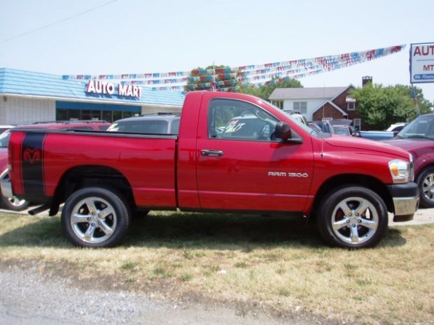 2006 Dodge Ram 1500 Laramie Truck Regular Cab