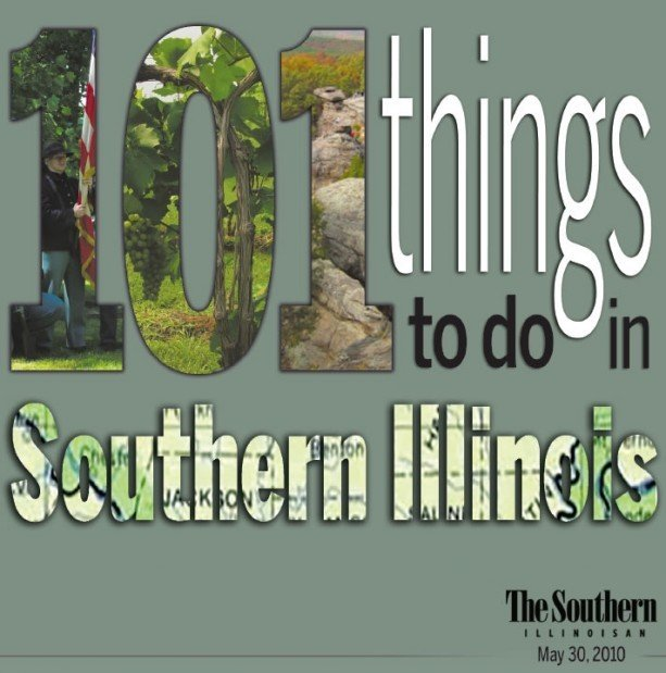 101 things to do a to z - The wedding garden carbondale il ...