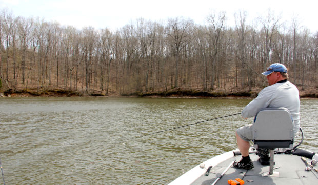 Overcoming the conditions in kentucky outdoors wildlife for Ky and barkley lake fishing report