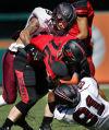 Redhawks looking for more in Tuke's second season