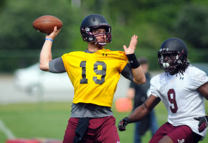 Faulkner excited about SIU's offensive options