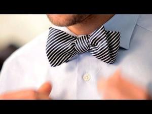 Watch: How to: Ten ways to tie a tie