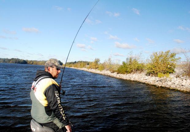 Otd crappie fishing rend lake for Rend lake fishing