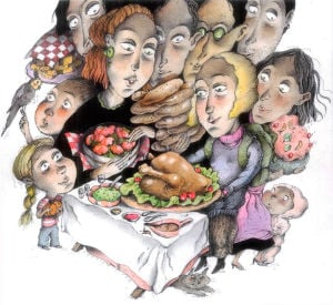 How to avoid the pitfalls of a potluck