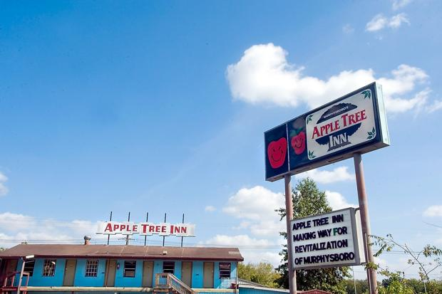 Murphysboro seeks tax incentive to brighten up east part of town