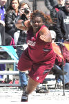 SIU Track: Raven Saunders-best
