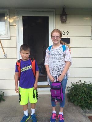 Reader photos: Back to school
