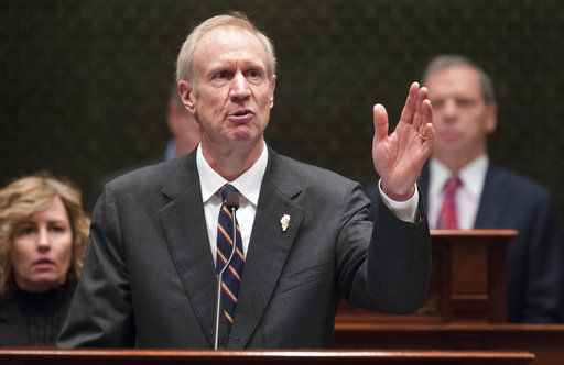 Madigan names envoys to approach Rauner on Illinois budget
