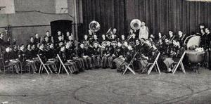 Look back: High school band plays on in West Frankfort