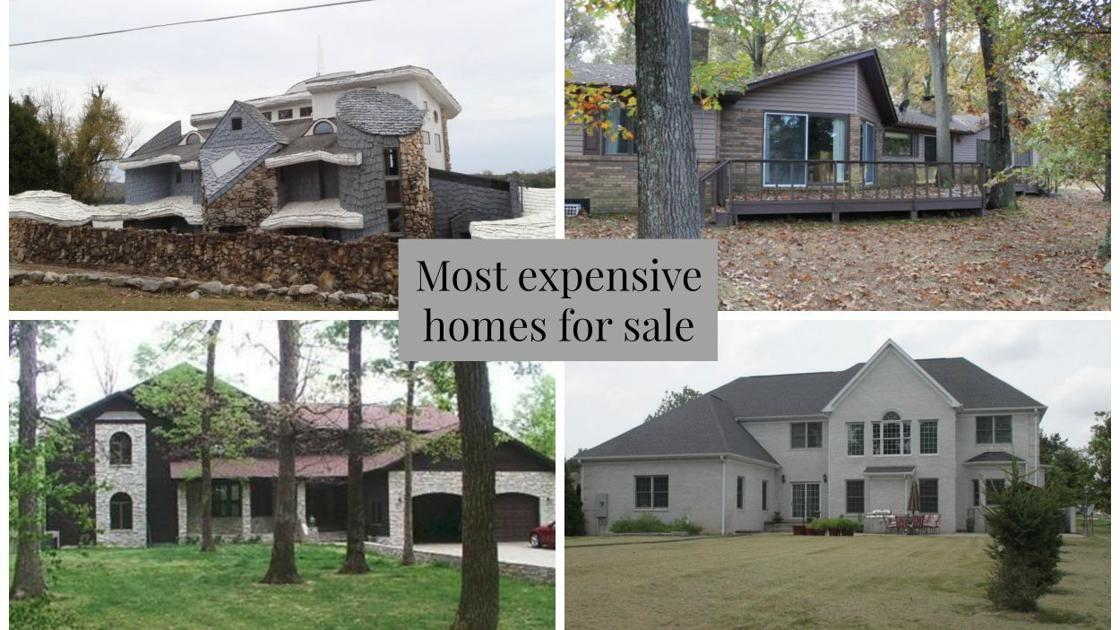 10 most expensive homes for sale in southern illinois for Most expensive house in illinois