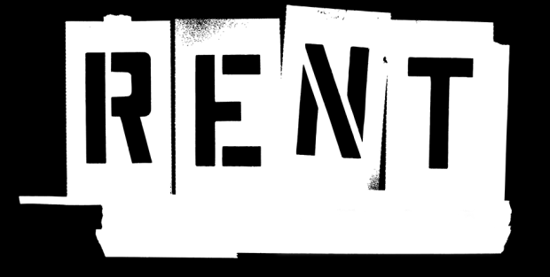 Rent Logo Most iconic musical th...