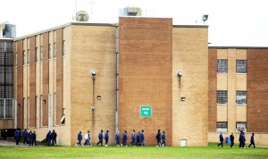Life on the inside; Quinn opens Vienna prison to tour
