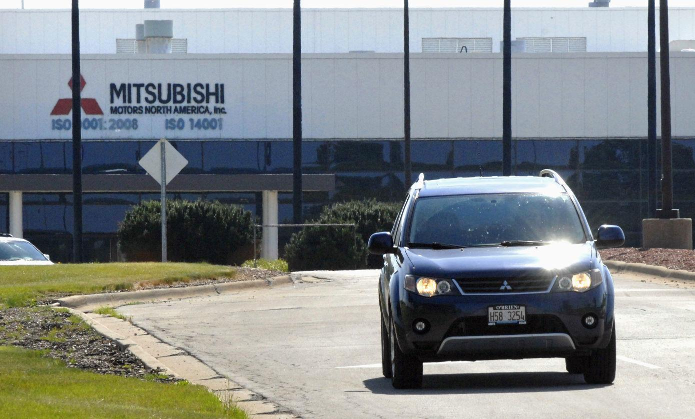 First car off mitsubishi line where is it now state for Mitsubishi motors normal il