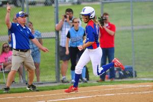 Photos: 2A Sectional Softball Panthers vs Hornets