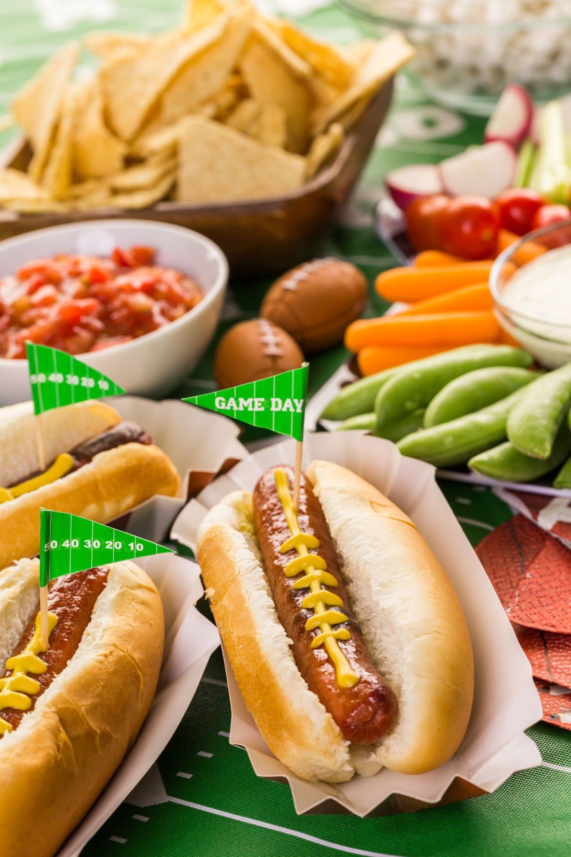 Kick off your Super Bowl party with these crowd pleasers | Food ...