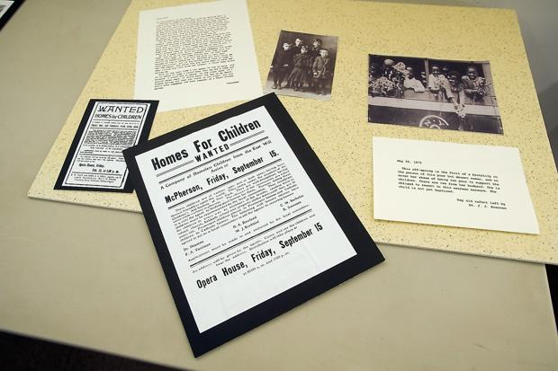 Orphan Trains: Exhibit, play bring to life a little known aspect of our history