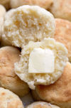 A few tips can help you make the best biscuits at home