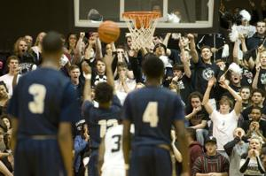Gallery: Boys Basketball Sectional 3A Carbondale vs. Althoff Catholic (Belleville)