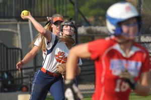 Photos: Prep Softball Carterville vs Massac County