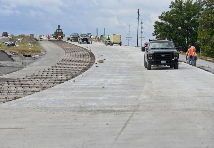 6 Years Of Marion Illinois 13 Construction Almost Done News