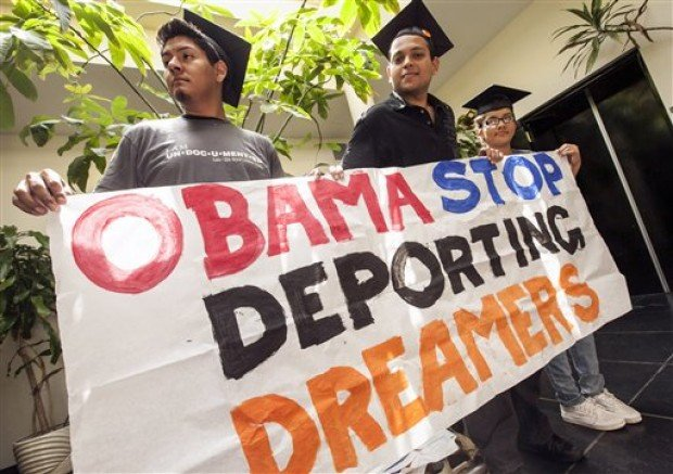 Obama will stop deporting young illegal immigrants
