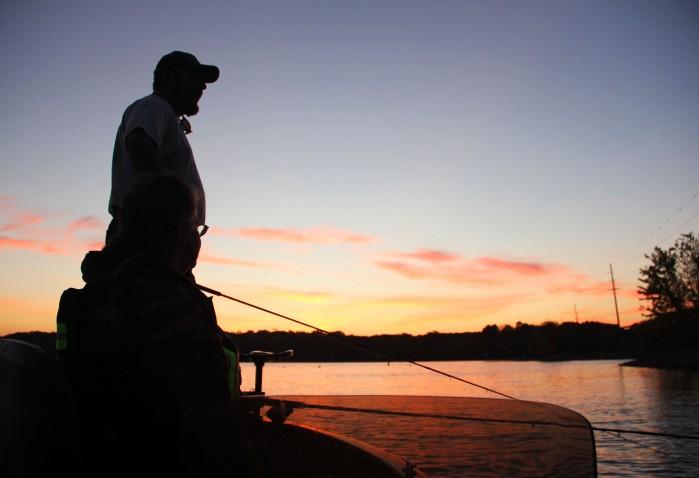 Fishing crappie on rend lake sports for Rend lake fishing