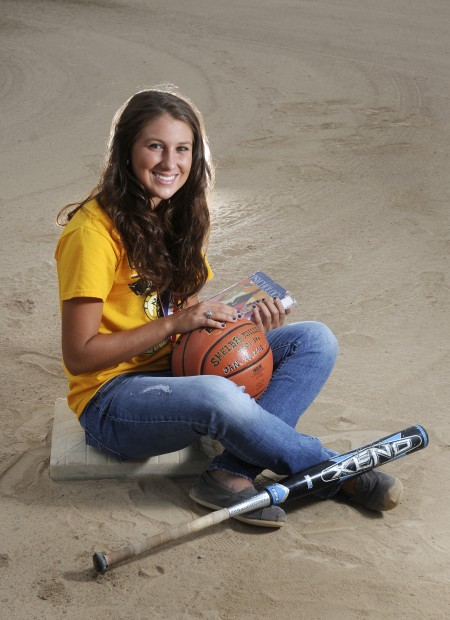 Goreville s shelbey miller is the southern illinoisan s girls scholar