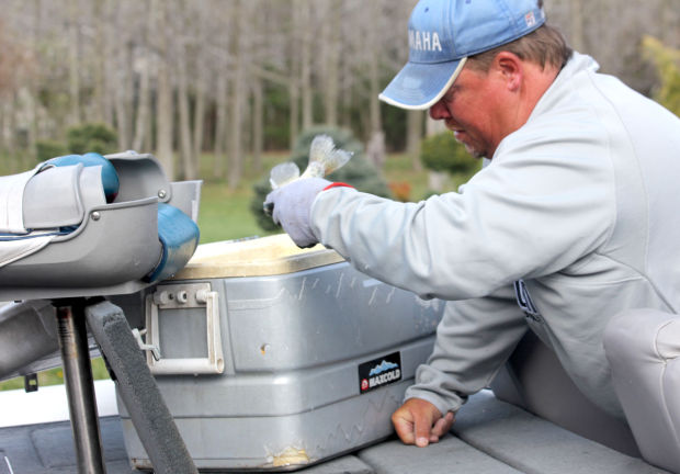 Overcoming the conditions in kentucky for Barkley lake fishing report