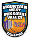 Mountain West-Missouri Valley Conference Challenge logo