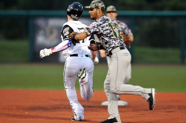 Miners' rally falls short against CornBelters