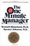 One Minute Manager book jacket