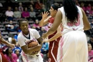 Gallery: SIU vs. Bradley Women's Basketball