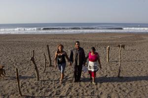 El Salvador Sea Survivor