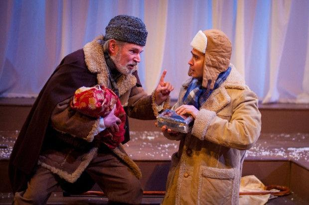 does the play the winter's tale The winter's tale by william shakespeare at the sandra feinstein - gamm theatre  enews  through the winter's tale,  next to last play, the winter's tale.