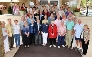 Down Memory Lane: Plainville High School classes reunite