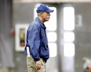 Coughlin has softened, but is still demanding