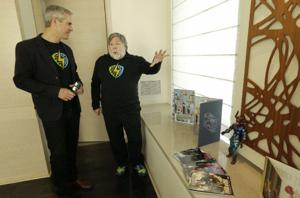 Steve Wozniak's Nerd Convention